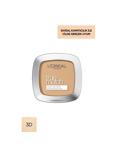 L'Oréal Paris True Match D3-W3 Golden Beige Fond. Ten